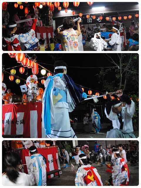 岡崎団七踊
