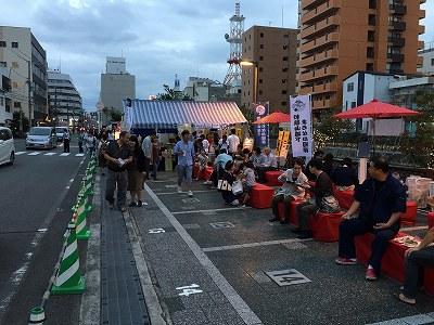 和歌山城下・まちなか河岸2