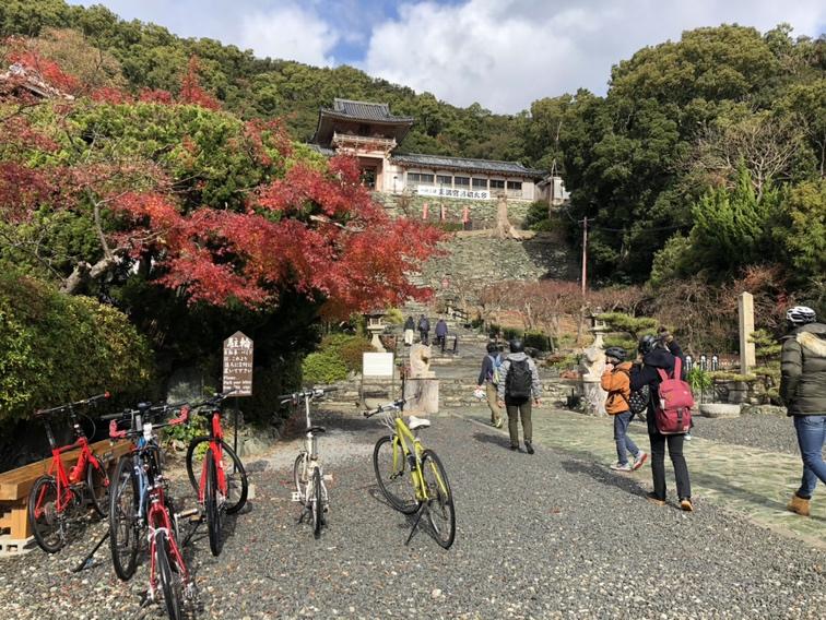 ガイド付き・自転車でめぐるわかやま半日ツアー ~日本遺産・和歌浦コース~